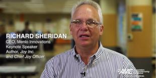 Richard Sheridan AME Chicago keynote preview